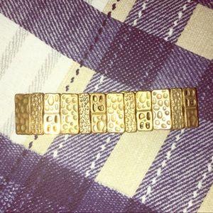 🔥Vintage Art Deco Stretch Bracelet 🔥💥NWOT💥
